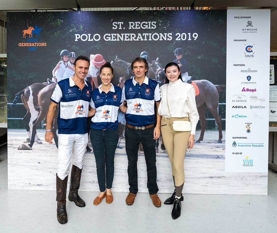 colts Polo events St. Regis Polo Generations